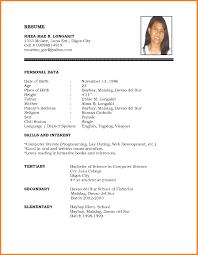 resume for job application pdf download resume job sles pdf teaching sle curriculum vitae for