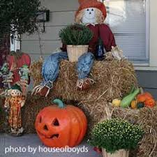 Outdoor Yard Decor Ideas Outdoor Fall Decorating Ideas For Your Front Porch And Beyond