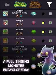 my singing monsters apk my singing monsters official guide apk free casual