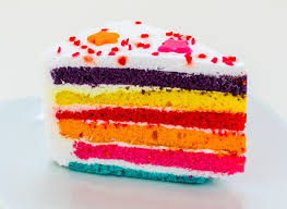 Howtobasic by How To Make A Rainbow Cake Youtube