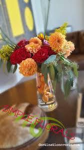 simple flower arrangements how to arrange a grocery store bouquet