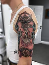 nautical half sleeve by caban guardian gallery