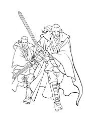 obi wan kenobi coloring pages star wars colouring pages obi wan