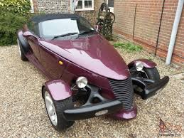 plymouth prowler replica fiero factory v2 rod kit car mottax