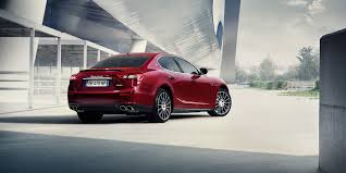 maserati ghibli red 2017 maserati ghibli sport arrives in australia photos 1 of 7