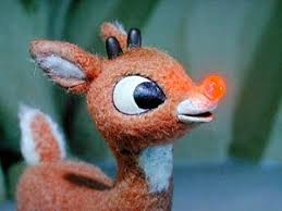 rudolph the nosed reindeer characters tv banter with joanne madden 50th anniversary of rudolph