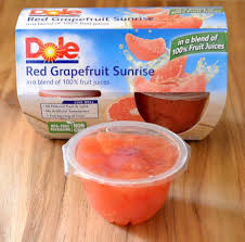 dole fruit bowls dole grapefruit fruit bowls flour on my