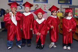 kindergarten cap and gown kindergarten caps gowns
