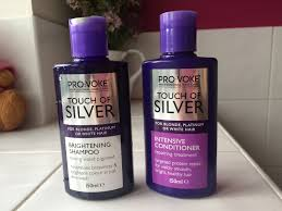 Review Touch Of Silver Brightening Shampoo U0026 Intensive