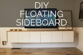 Ikea Sideboard Hack Remodelaholic Easy Mid Century Ikea Tarva Nightstand Hack