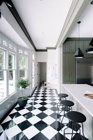 black and white tile kitchen ideas catchy black and white tile kitchen and top 25 best black and