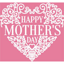 Mother S Day Designs Happy Mother U0027s Day Heart Design Vector Greeting Card 500 Best