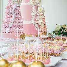 Pink And Gold Dessert Table by 180 Best Dessert Table Inspiration Images On Pinterest Dessert