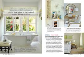 cottage white magazine design article hobe sound home