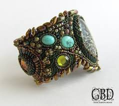 How To Make Bohemian Jewelry - 48 best guzel bakeeva design jewelry images on pinterest beaded