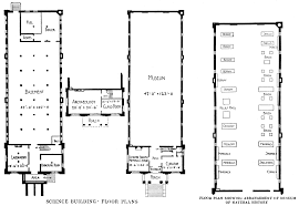 Museum Floor Plan File Psm V63 D047 Floorplan Of The Springfield Museum Of Natural