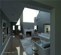 residential design u2013 the atrium house u2013 a point in design