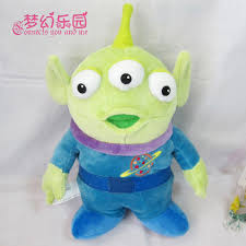original limited collection toy story alien animal cute soft stuff