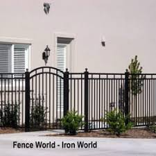 fence world iron world 15 photos 13 reviews fences gates