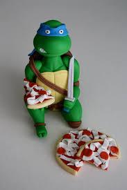 tmnt cake topper 40 best turtles cake tmnt images on turtle