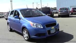 2010 chevrolet aveo ls 6h150273b youtube