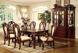cherry wood dining room set innovative formal cherry dining room sets forocrossfit com
