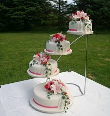 4 tier cake stand 4 tier wedding cake stand picture 4 tier wedding cake