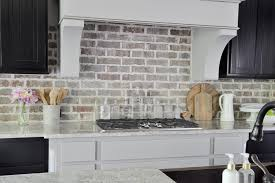 brick tile kitchen backsplash brilliant ideas brick tile backsplash gray brick backsplash gray