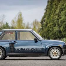 renault 5 turbo group b handsome renault r5 turbo ii seeks its second owner