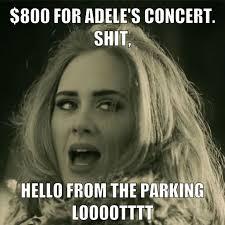 Adele Meme - adele concert meme concert best of the funny meme