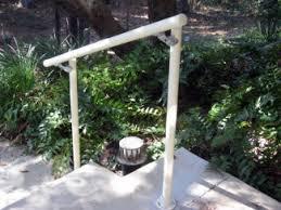 Outdoor Metal Handrails 5 Diy Metal Stair Railing Examples Simplified Building