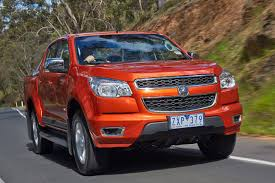 holden car truck 2012 2016 holden colorado review