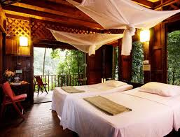Thailand Home Design News by Khao Sok Treehouse Accommodation Our Jungle House