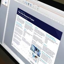 print and presentation templates ubc brand