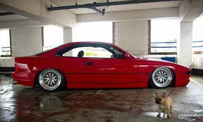 stanced bentley stanced bmw 850i e31 cartuning best car tuning photos from all