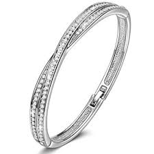 jewelry for ladycolour waltz of swarovski crystals bangle