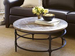 Pottery Barn Tanner Coffee Table by Pottery Barn Round Coffee Table Starrkingschool