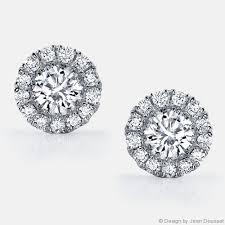 diamonds earrings riviera studs jean dousset diamonds earrings