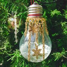 diy light bulb ornaments for beesdiy