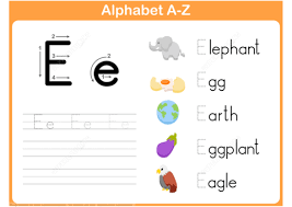 letter e tracing worksheet free printable puzzle games