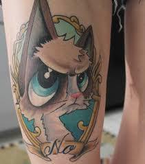 30 amazing leg and thigh tattoos