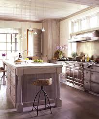 Maine Kitchen Cabinets John Saladino Light Wood Kitchen