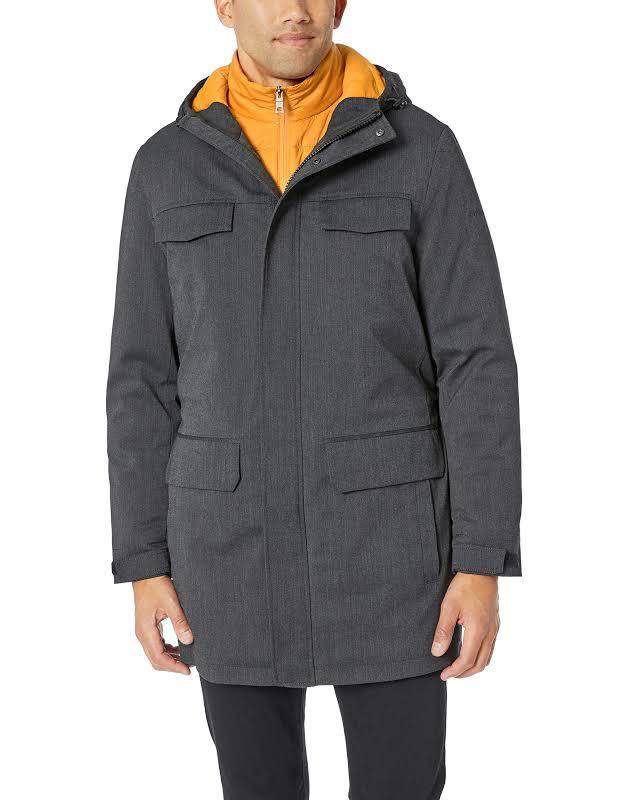 Nautica Jacket Dark Gray