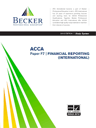 acca f7int atc study text 2012 international financial reporting