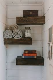 on the road for 75k a tiny luxe house on wheels gardenista above open shelving in the bathroom for more of our favorite tiny homes on wheels