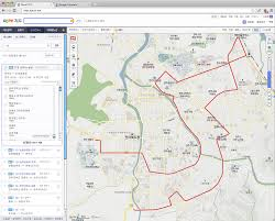 Smart Bus Route Map by How To Find Bus Routes In Korea And Why Daum Maps Is Better Than