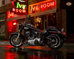 2013 harley davidson flstfb fat boy lo review