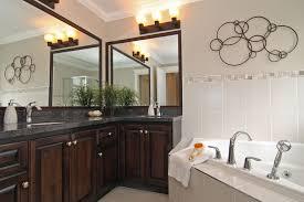 Bathroom Granite Countertop Dark Granite Countertops Bathroom Traditional With Beige Tile