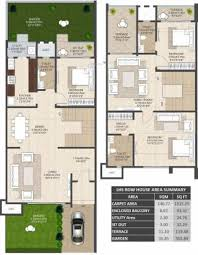 row house floor plan mesmerizing 3 bhk row house plan ideas ideas house design