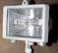 outdoor halogen light fixtures light pollution abatement definitions